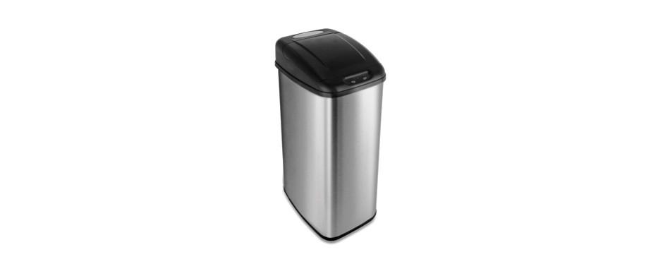 ninestars dzt-50-6 touchless infrared motion sensor trash can