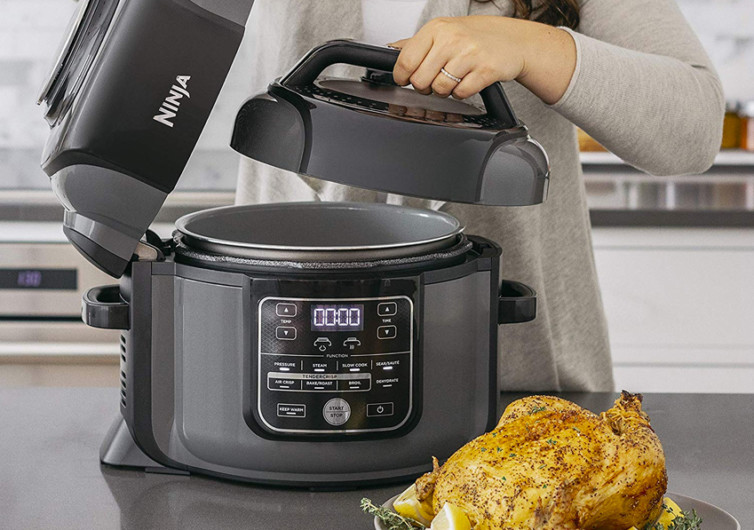 Ninja Op401 Foodi Multi Cooker Gearhungry