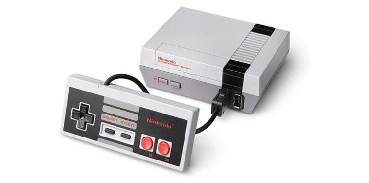 Nintendo Entertainment System Classic Edition