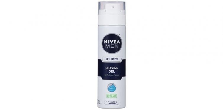 Nivea for Men - Sensitive Shaving Gel