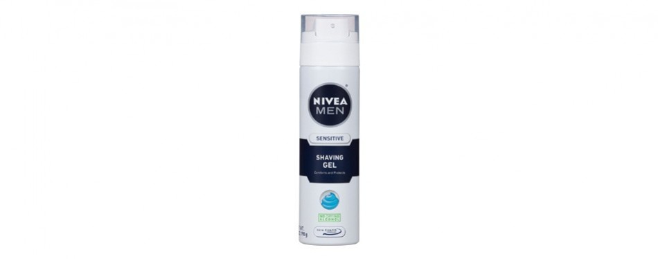 nivea for men - sensitive shaving gel