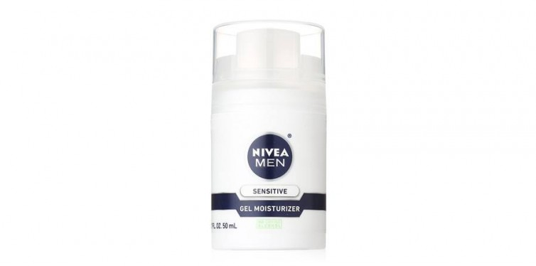 nivea non-greasy face gel moisturizer for men