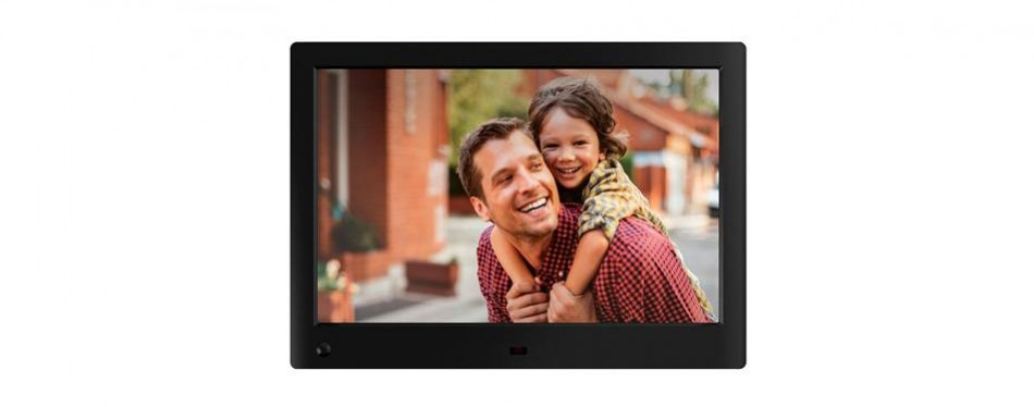 nix advance 10 inch widescreen digital and hd video frame