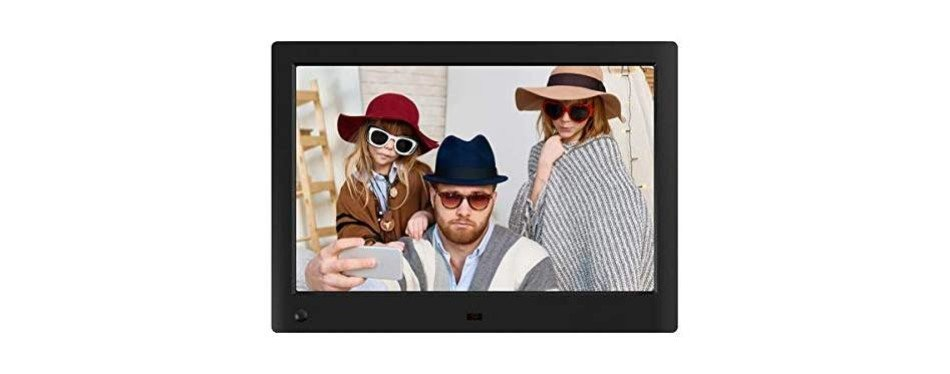 nix advance 8 inch digital photo frame x08e