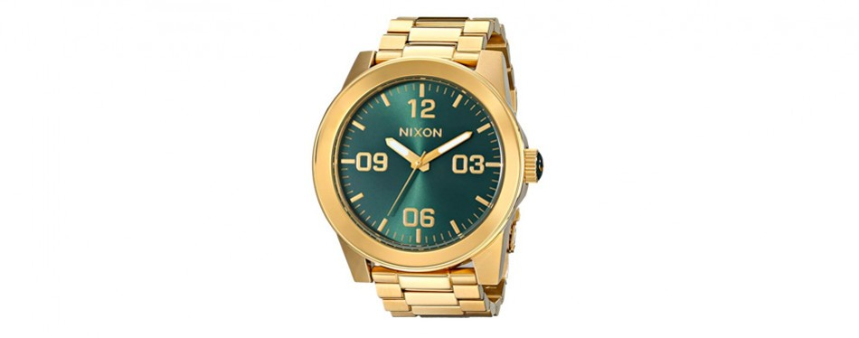 nixon corporal ss a346 watch