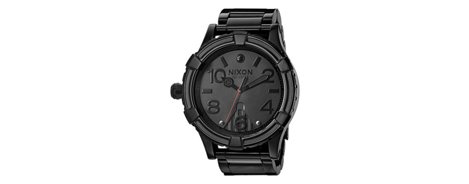nixon mens the 51-30 - the star wars collection watch