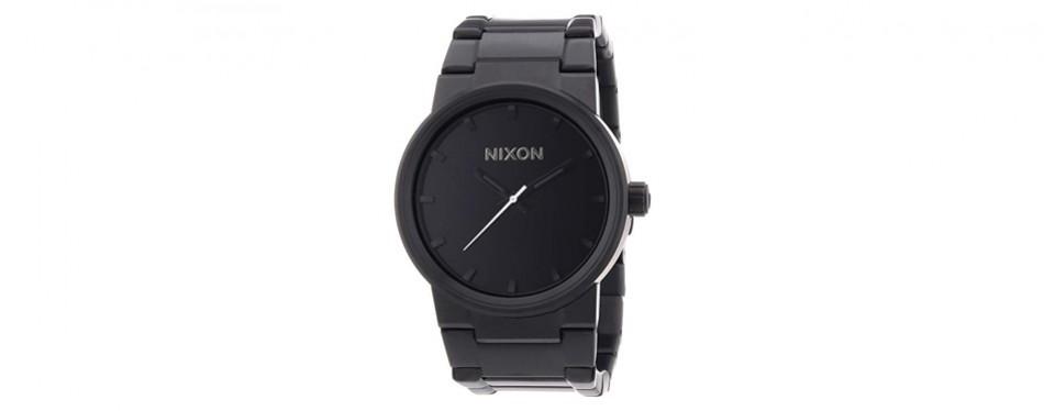 nixon unisex cannon watch