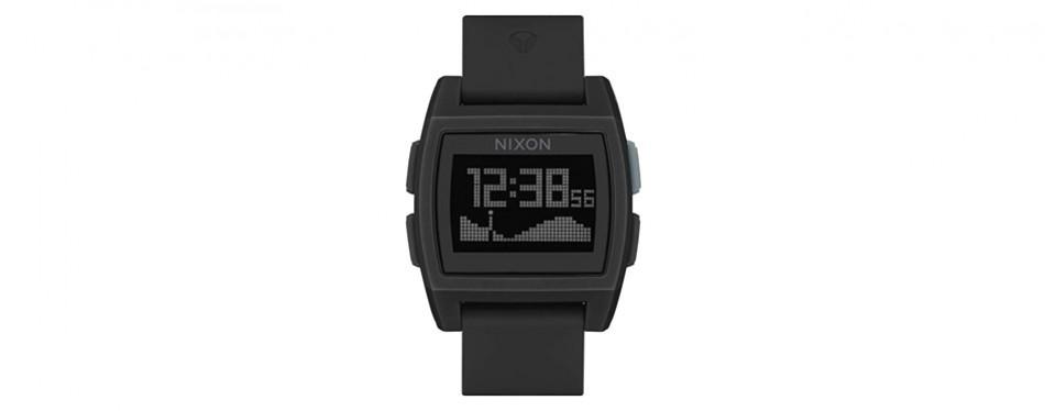nixon unisex the base tide watch