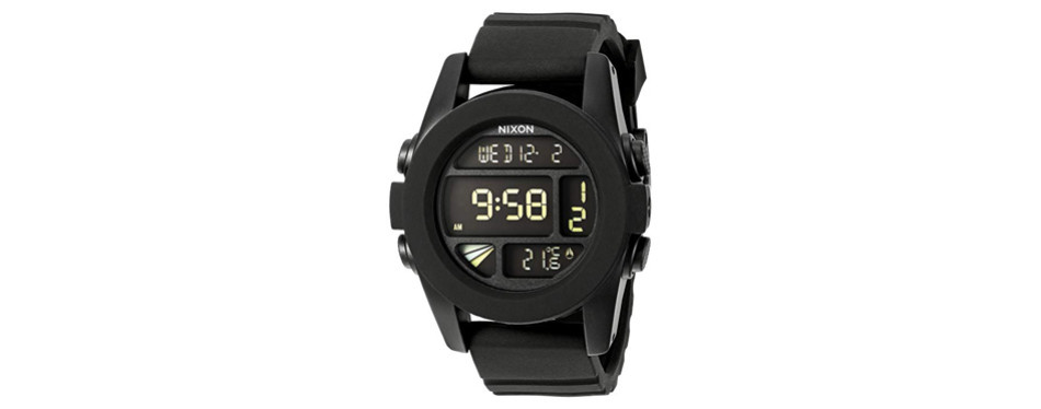 nixon unisex unit digital watch