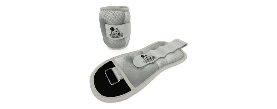 nordic lifting ankle and wrist weights