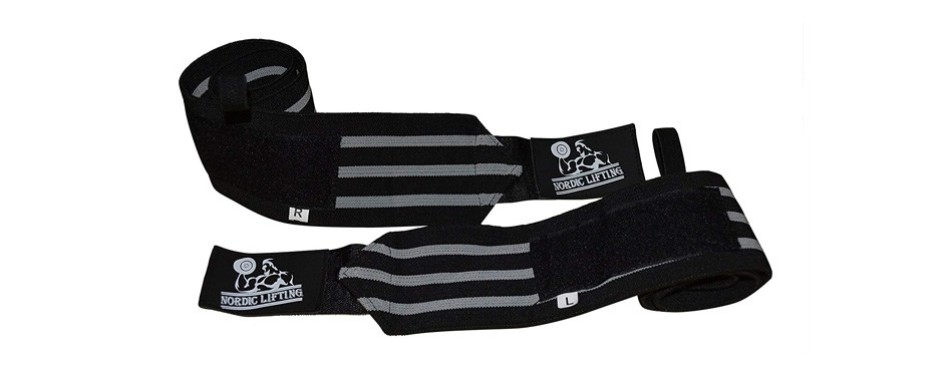 nordic lifting heavy duty wrist wraps
