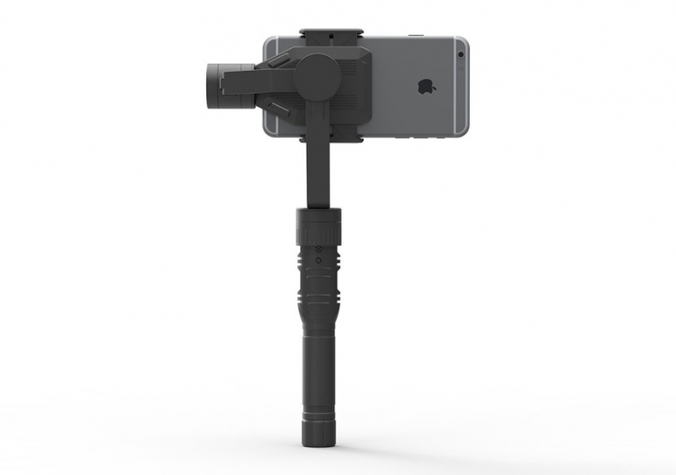 north 3 axis smartphone video stabilization gimbal
