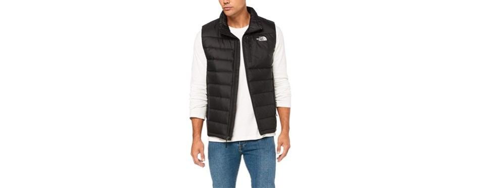 north face men's aconcagua vest