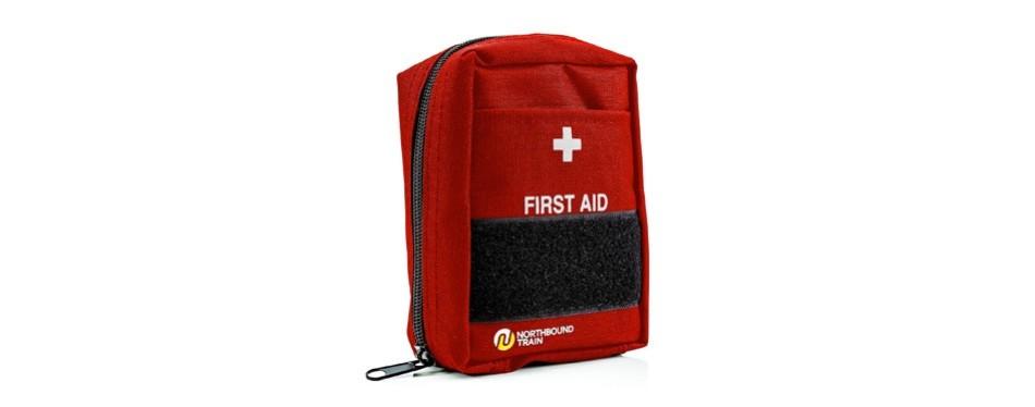 northbound train first aid kit