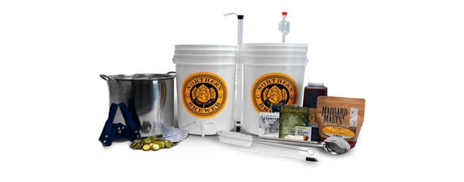 northern brewer brew share enjoy home brewing starter set