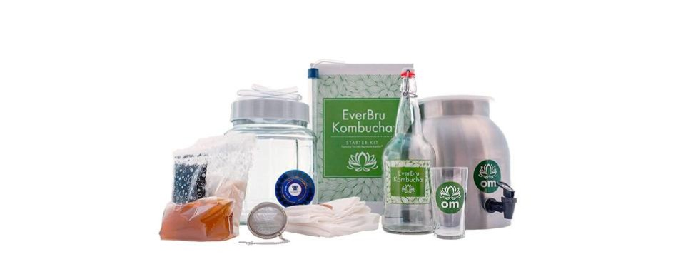 northern brewer everbru kombucha starter kit