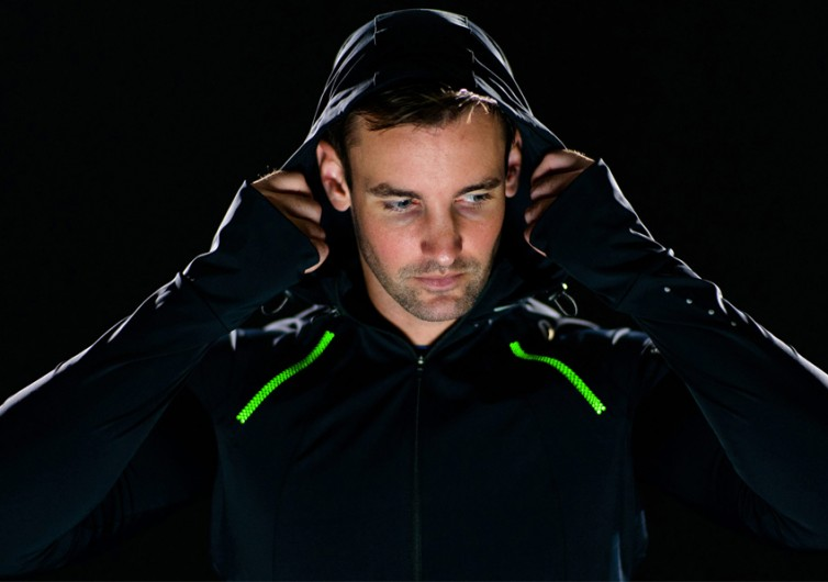 Nova Ultralight LED Athletic Jacket