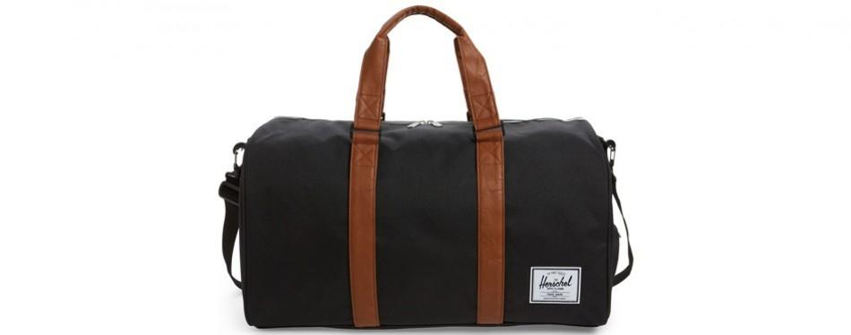 novel duffel bag, by herschel supply co.