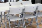 nps heavy duty folding table