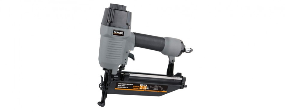 numax sfn64 finishing nail gun