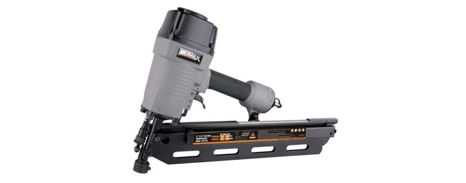 numax sfr2190 21 degree framing nail gun