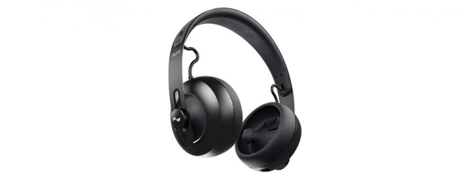 nuraphone — wireless bluetooth over ear headphones with earbuds