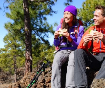 nutritional guide for long distance hikes