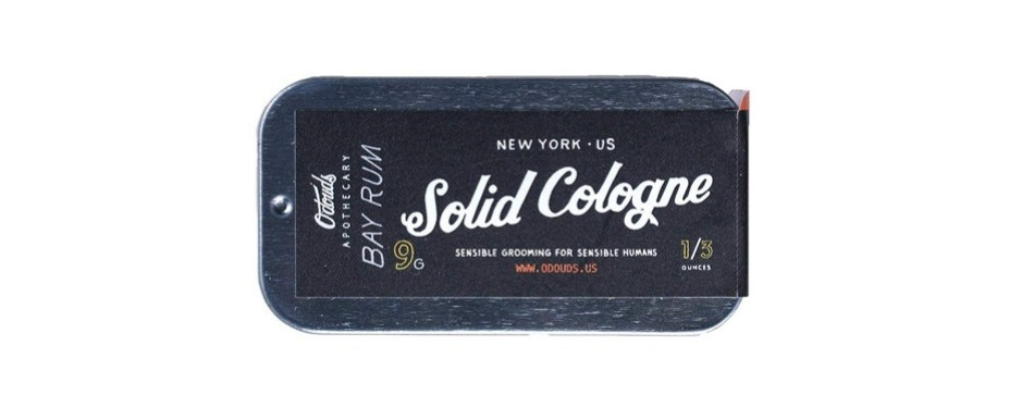 o'douds all natural solid cologne
