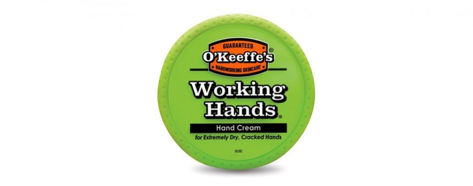 o'keefe's hand cream