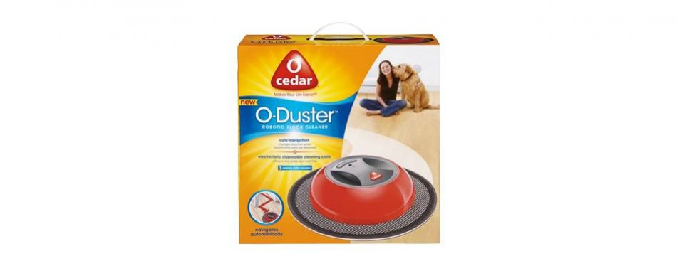o-cedar o-duster floor cleaner