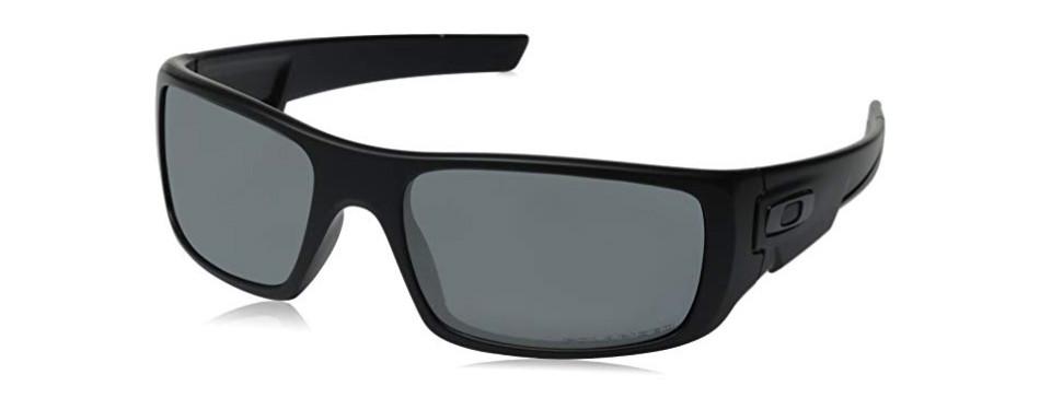 oakley crankshaft rectangular fishing sunglasses