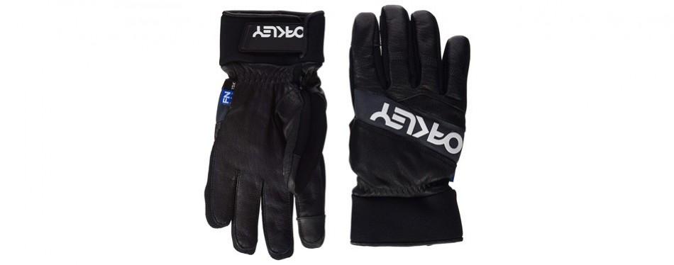 oakley men's factory winter gloves