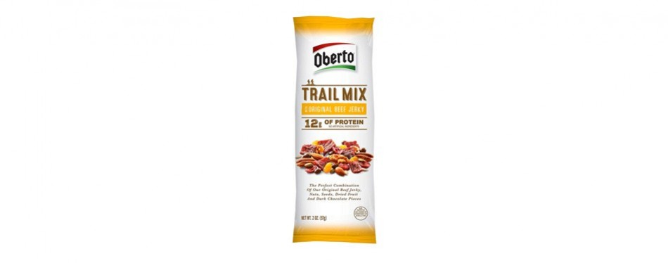 oberto original beef jerky trail mix