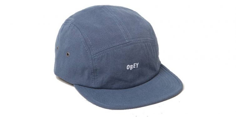 Obey Jumble Bar Strap Back Hat