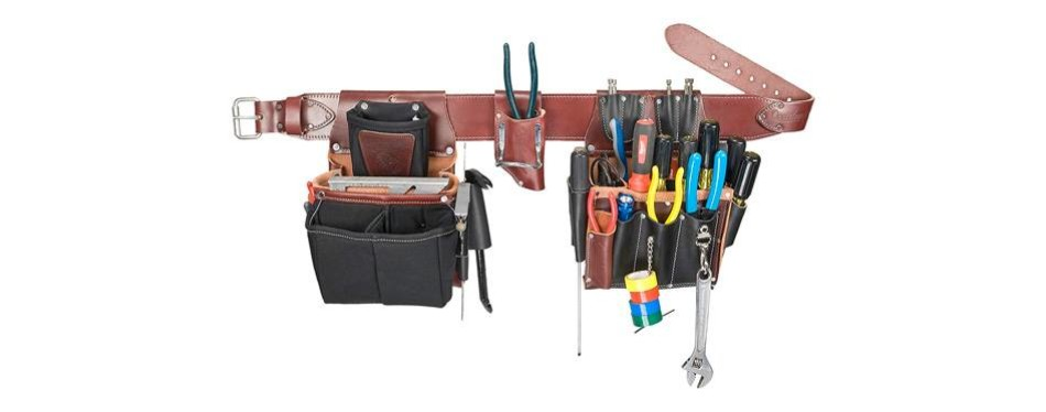 occidental leather lg commercial electrician's set