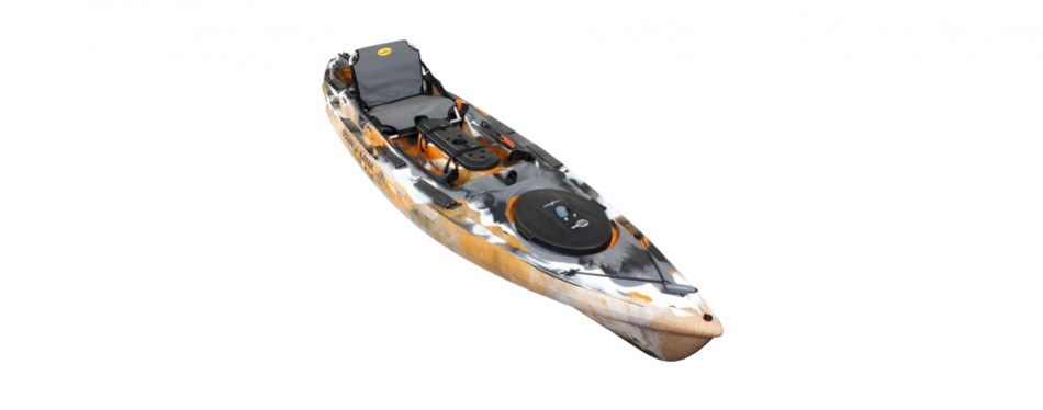 ocean kayak prowler big game ii fishing kayak
