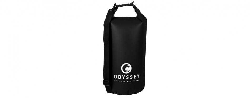 odyssey waterproof backpack roll top