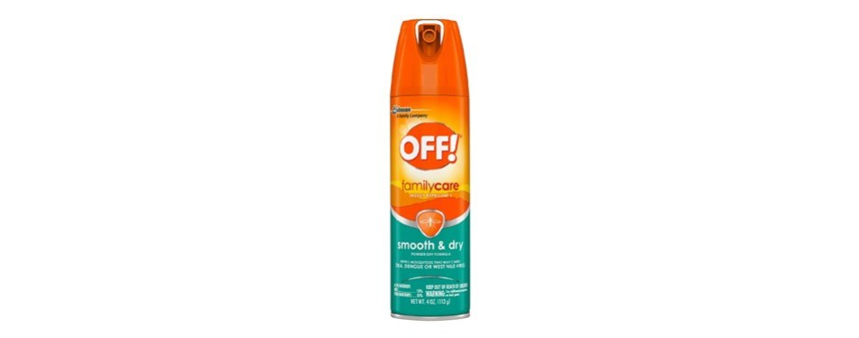off! family care smooth and soft insect repellent