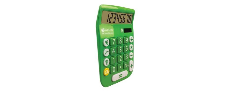 office style lcd desktop calculator