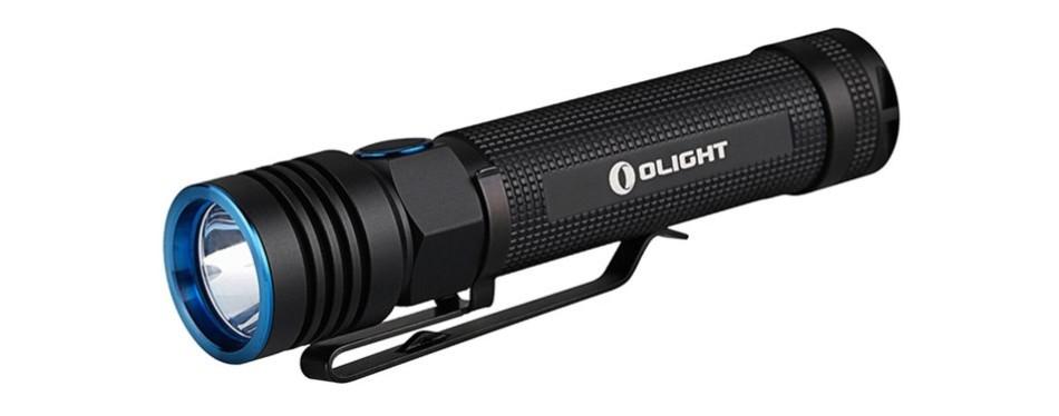 olight baton 3 rechargeable flashlight