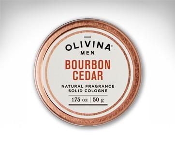 Olivina Bourbon Cedar