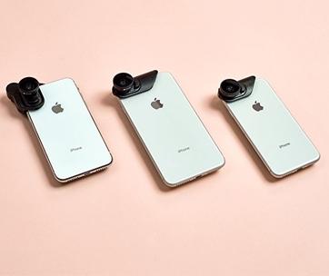 Olloclip iPhone X Lense