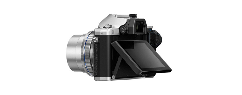 olympus om-d e-m10 mark iii camera kit