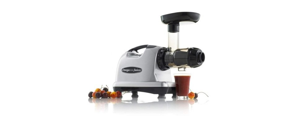 omega j8006 masticating juicer