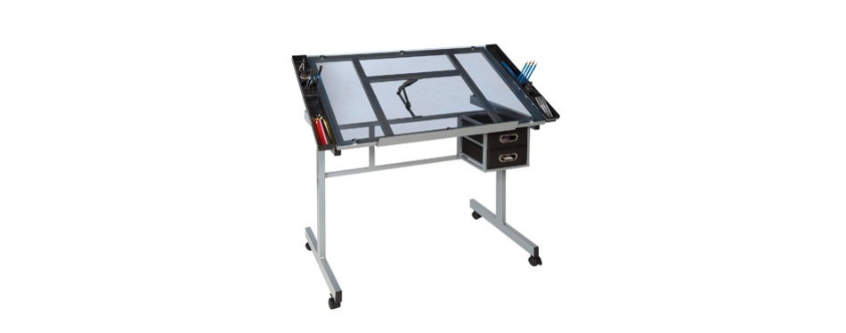 onespace craft station drafting table
