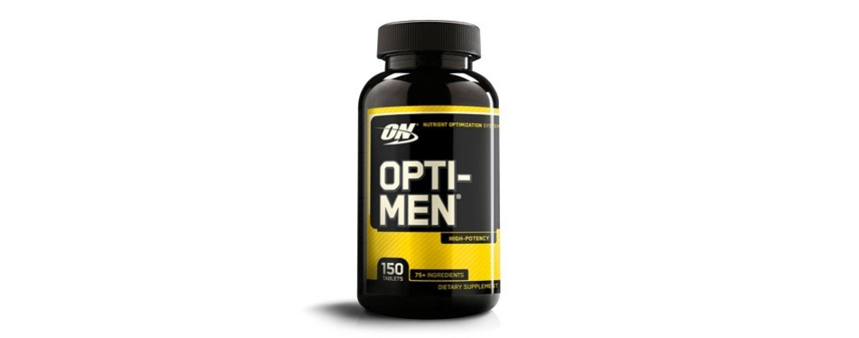 Best Multivitamin For Men >> 13 Best Multivitamins For Men In 2019 Buying Guide Gear Hungry