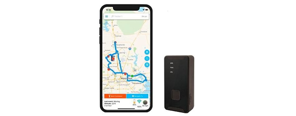 optimus 2.0 gps luggage tracker