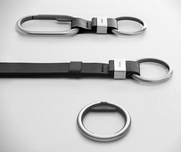 Orbitkey Ring, Clip & Strap