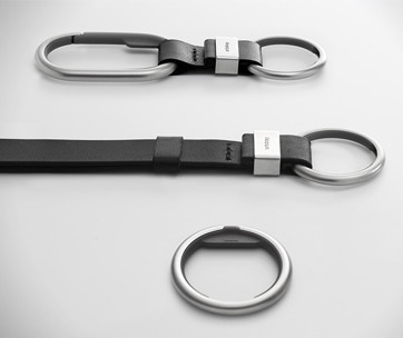 Orbitkey Ring, Clip & Strap