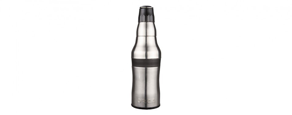 orca rocket bottle cup and can holder